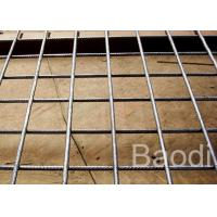 Welded Steel Wire Mesh For Concrete Reinforcement, Concrete Wire Panels For Building Floor Manufactures