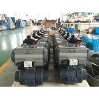 China AT Series Pneumatic Actuator Flow Control Ball Valves Butterfly Valves on sale