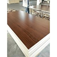 China 2018 Hot Sell White Melamine MDF Board.warm white,snow white melamine mdf sheets for Saudi arabia,qatar,Bahrain,dubai on sale