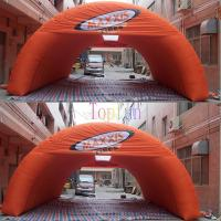 Commercial Inflatable Dome Tent / Party or Wedding Event Tent with 0.6mm - 0.9mm PVC Manufactures