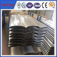 YueFeng aluminum extrusion louvre blade / aluminium louvre blade /extruded aluminum blade Manufactures