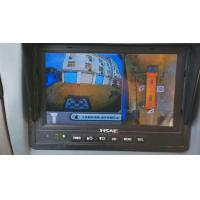 Around View Monitor Parking Guidance 360 Degree BusCamera Systems With DVR and IR Manufactures