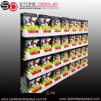 customized PDQ cardboard box on the supermarket shelves Manufactures