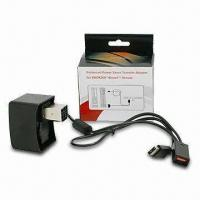 Kinect Sensor Enhanced Power Saver Transfer Adapter, Suitable for Microsoft's Xbox 360 Manufactures