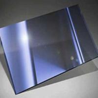 China Float Glass Tinted Reflective Glass 3-19mm Thickness Custom Sizes For Building Wall Glass on sale