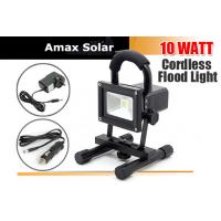 2015 high quality new product outdoor 10w solar led flood light outdoor Manufactures