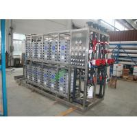 Portable Mobile EDI Machine Containerized Seawater Desalination Plant Manufactures