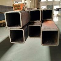 galvanize large diameter hot rolled seamless steel pipe for gas Manufactures