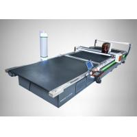 Industrial CNC CO2 Laser Cutting Machine , Laser Cutting Equipment For Cloth Manufactures