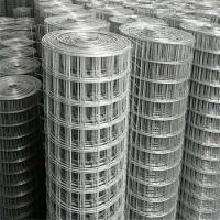 1x1 Stainless Steel Welded Wire Fence Panels Low Carbon Hot Dipped Galvanized Manufactures