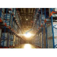 Cold Supply Chain Industrial Pallet Racks Heavy Duty 5-45 Celsius Degree Working Temperature Manufactures