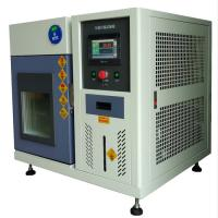 Save Space Mini And Programmable Test Chamber Of Temperature And Humidity Double Anti - Frosting Design