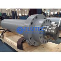China Industrial Big Hydraulic Cylinder 300 Ton Capacity Press With 42CrMo Piston Rod / Ck45 Honed Tube on sale