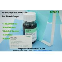 Industrial Glucoamylase Hydrolytic Enzymes , High Purity Pullulanase Enzyme Manufactures