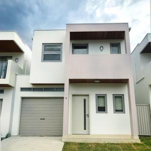 Energy Saving Modular Prefab Villa Modern Prefab Homes Good Earthquake Proof Manufactures