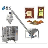 China Jaggery / Spice/ Wheat Flour Packaging Machine 1KG-2KG Full Automatic on sale