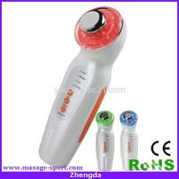 Photon-Ultrasonic Waves Facial Massager ZD-F02 Manufactures