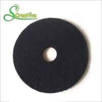 Nylon Colored Floor Machine Scrubbing Pads , Floor Buffer Pads For Cleaning / Polishing Manufactures