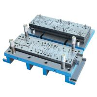 China Metal Stamping Mold Progressive Stamping Tool Automotive Pressing on sale