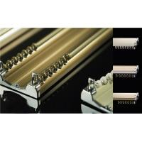 bay window curtain track Manufactures