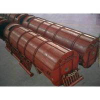 Industrial Coal Fired Thermal Oil Heater , Heating Oil Boiler High Efficiency Manufactures