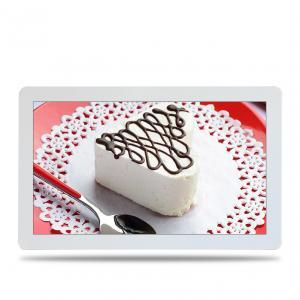 Super Wide Digital Signage Lcd Display  , Digital Menu Boards For Restaurants Manufactures
