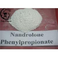 62-90-8 Nandrolone Steroid Powder Nandrolone Phenylpropionate NPP Ethanol Soluble Manufactures