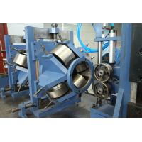 Carbon Steel Tube Mill Machine With Galvanzied Steel Strips Stable Manufactures