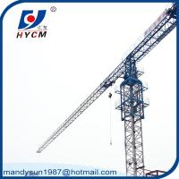 5 ton QTP50(5010) Brand New Topless Tower Crane with Wire Rope and A.C. Manufactures