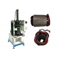 Hydraulic Pneumatic Automatic Final Coil Forming Machine For Motor SMT - ZZ160 Manufactures
