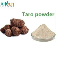China Taro Extract Organic Natural Vegetable Powder Food Supplement Flavor Vitamins Protein Include on sale
