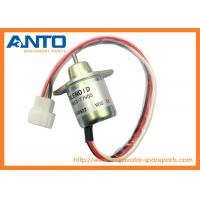 119653-77950 Yanmar 4TNV94 Shut Off Stop Solenoid Used For  Excavator Spare Parts Manufactures