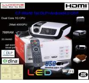 Mini Projector WiFi (C7) Manufactures