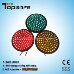 Super Brightness LED Traffic Light Core Manufactures