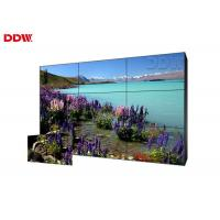 RS232 Port Wireless Commercial Video Wall Beautiful Wall Structure Design Manufactures