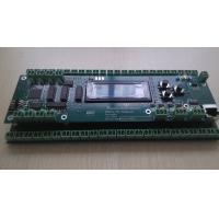UL industrial control PCB assembly with leds connectors RJ 45 display module Manufactures