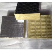 Rock Wool Boards WITH Aluminum Foil Manufactures