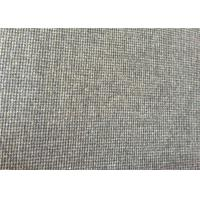 Fashion Woven Wool Fabric Environmental Protection Material 550g/M Manufactures