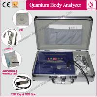 China OEM Quantum Magnetic Resonance Body Analyzer With 41 Reports on sale