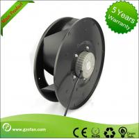 EC Motor Fan , Centrifugal Blower Fan With Brushless DC Electric Motor Manufactures