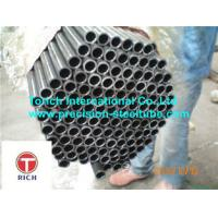 China Polished Seamless Precision Steel Tube GB/T 24187 For Auto Exhaust System on sale