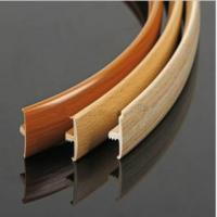 PVC Profile / PVC Edge banding for furniture accessories Manufactures