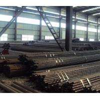 Grade B Black Seamless Carbon Steel Pipe / Tube 6 Schedule 40 ASTM A53 A106 Manufactures