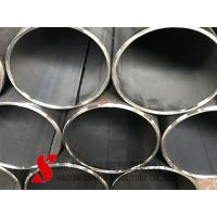SANXIN Hot Dip Galvanized Carbon Steel Tube High Precision ASTM / DIN Standard Manufactures