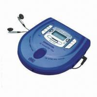 Personal CD Player with Super Bass and 20 Programs Memory Manufactures
