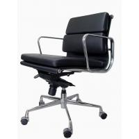 Durable Reclining Ergonomic Office Chair High Tilt Tension Heavier Users Available Manufactures