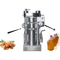 Avocado Hydraulic Oil Extraction Machine With Iso / Ce Certification