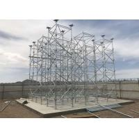 China Shoring Tower Construction Scaffolding Quick Erection With High Loading Capacity on sale