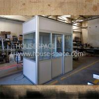 Sandwich Panel Modular Design House , Galvanized Container Room Con Manufactures