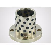 Buy cheap Oil Free Self Lubricating Bronze Bearings Guide Bushing With Polished Surface from wholesalers